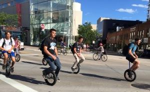 Madison rush hour