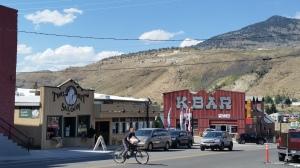 Kbar and downtown