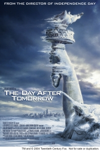 THE DAY AFTER TOMORROW ¥ HI RES 7 ¥ TYPE VERSIONS: 1,2&3 ¥ 03/04/04